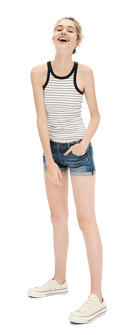 872a36ef27 Shorts for Teen Girls | Aeropostale