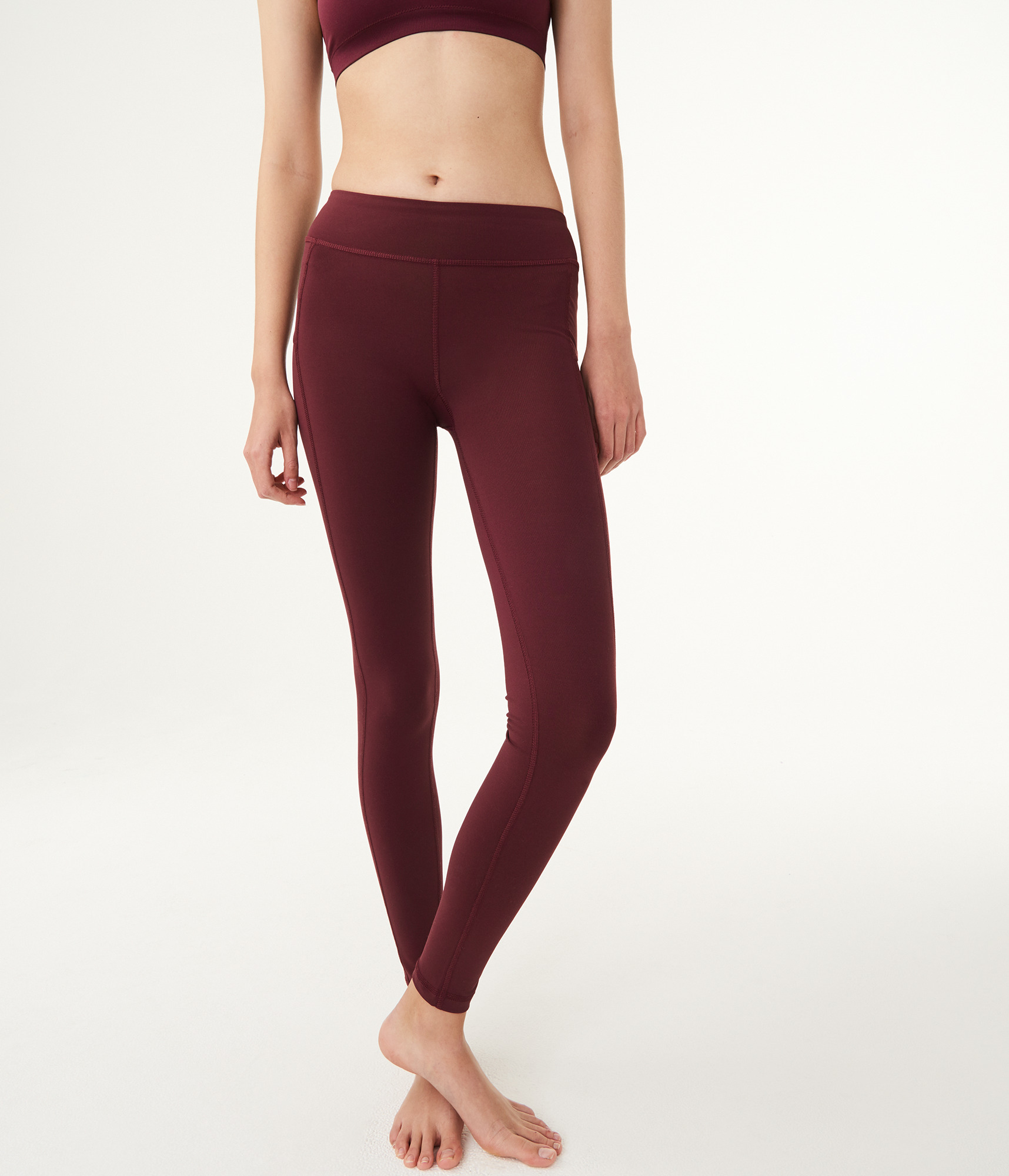 902954f7a2e Details about aeropostale womens lld best booty ever solid leggings
