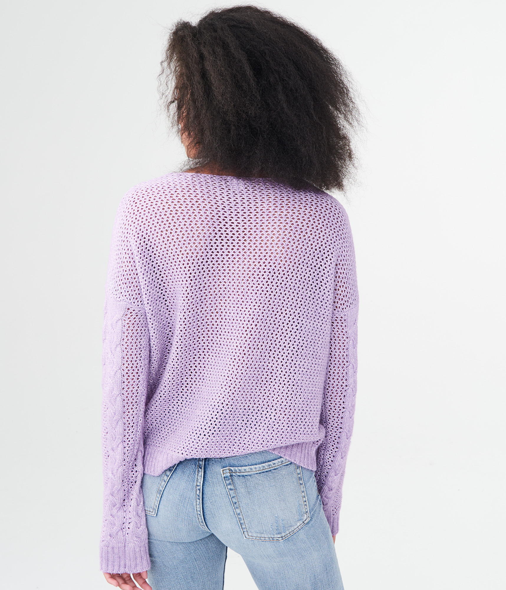 45713a8376eb96 aeropostale-womens-cable-lace-up-sweater thumbnail 15