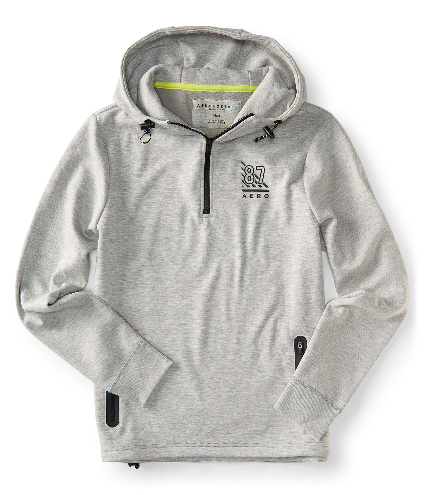 b7a3afed1a 87 Athletic Pullover Hoodie