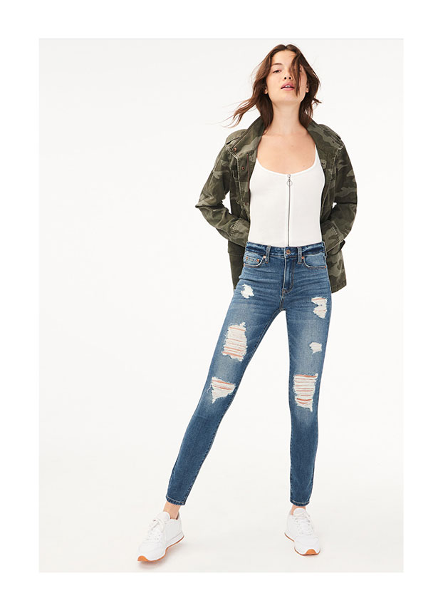 Clothing for Girls & Women | Aeropostale